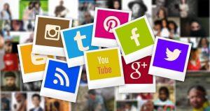 Las redes sociales son muy influyentes en las compras online