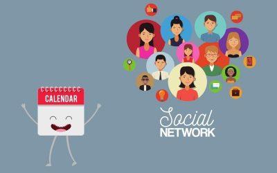 Por qué crear un calendario editorial para tus redes sociales